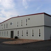 ISO & CE Certification Low Cost Prefab Light Steel Buildings