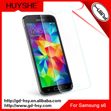 HUYSHE 0.3MM 9H mirror reflect screen protector for samsung galaxy s6