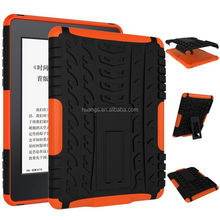 new china products for sale PC+TPU Hybrid Armor Case with Slim Stand custom for kindle paperwhite 2 case made in china
