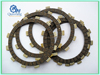 factory Motorcycle Paper based Clutch Disc Plate Suzuki AX100