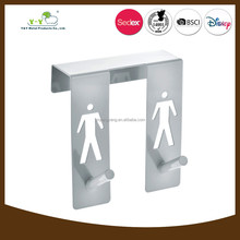 2015 new design metal new over door hangers
