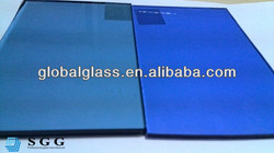 Good quality 8mm tinted blue glass cost