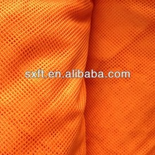 100% polyester knit diamond mesh fabric for lining