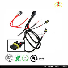 H10 Aftermarket Relay Wiring harness Suppliers For HID HID Kit Accessories