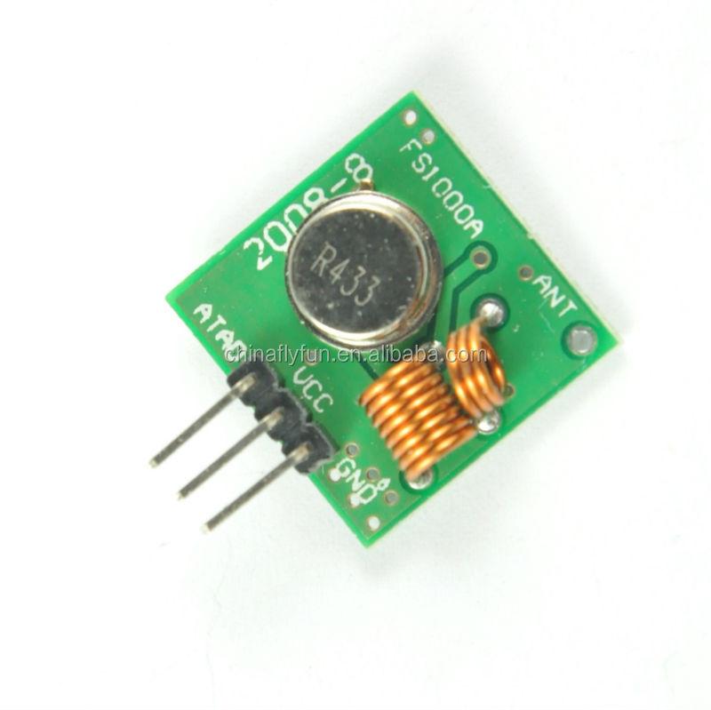 433 m draadloze zender ontvanger module sensor koppeling kit voor arduino project andere - Ontvanger x ...