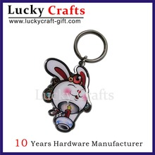 key chain bottle openers/key for detacher/plastic can opener keychain