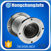 China manufacture stainless steel metal bellow expansion joint compensator