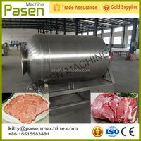 New condition vacuum meat rubbing machine / meat vacuum rolling kneading machine / meat rolling kneading machine