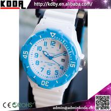 New Plastic Rotary Bezel Divers Sports q&q Quartz 10 bar Watch Models