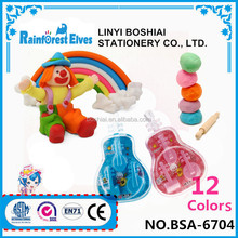 NEW design good quality novelty non dry play dough set