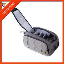 bag with shockproof insert tablet magazine pocket for camera and accessories