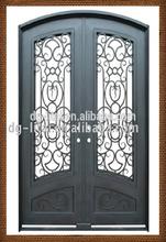 art steel door used exterior/entrance door/steel door