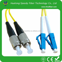 China manufacturer Adapter SC LC FC ST fiber optical patch cord for communication