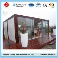 cheap ready made container house for sale