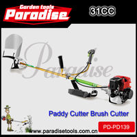 31cc Paddy Cutter Brush Cutter CE Certification Grass Trimmer 4-Stoke