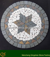 mosaic ceramic table and chairs