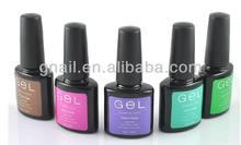 de larga duración de alta calidad de salón de uñas de gel para uñas