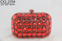 bags made of glass beads for women wholesale in China bag factory