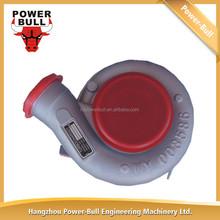 Excavator Engine Parts PC200-6 Turbocharger