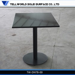 Cheap commercial restaurant furniture cost effective dining table