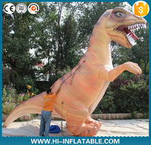 Inflatable simulation dinosaur animal for advertising,promotion,event decoration
