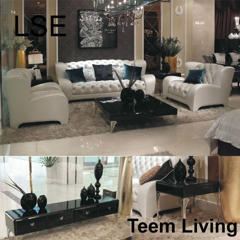 2014 New Classic Style Lse Queen Bedroom Sets Designs/living Room ...