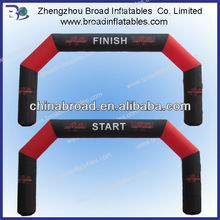 Hot selling inflatable arch, inflatable finish line arch,inflatable advertising arch