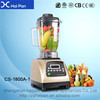 heavy duty Food household fruit grinder chopper smoothies juice blender chinese supplier kitchen equipment