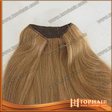"20"" top quality grade 7A finest fashional hot sale brazilian remy virgin cuticle human flip in hair"