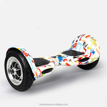 10 inch electric cool hover board/ self balance board electric scooter