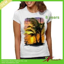 100% brand new t shirt manufacturers south africa with low price