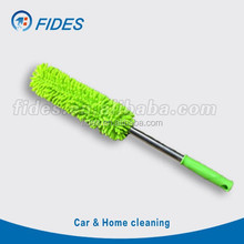 microfiber chenille car brush with long handle