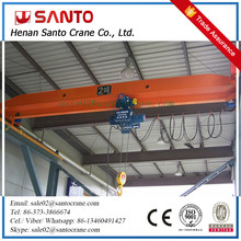 The japanese hoist 12.5ton overhead traveling crane radio remote control