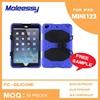 Delicate 2015 new product pc hard case for ipad mini 123