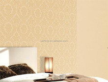 beautiful wall paper and classical European style flower wallpaper for entertainment and home