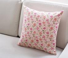 Genuine pink little flower cushion, fashion pillow or cushion , art elegant cushion decorative youe home