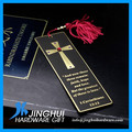Promoción venta al por mayor la biblia cruz marcador