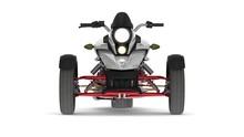 200CC Balance Shaft Tricycle/LT 200MB-2