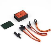 TGZ380 3 Axis Gyro Flybarless System for Align T-REX 450 550 600 700 RC Heli