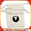 Wholesale Organic Cotton Bag /Pure Cotton Canvas Bag / Small Cotton Drawstring Bag