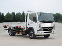 2015 new Dongfeng 4x2 hydraulic cylinder cargo truck for sale