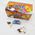 Forma de borboleta chocolates/doces e chocolates