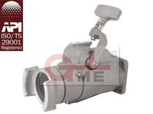 3'' mechanical API Adaptor Valve for tank truck accessories