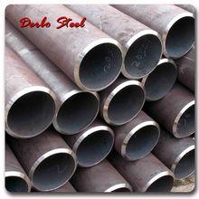 hollow seam & seamless steel pipe /SCH 40 a53 hollow steel pipe/erw or seamless round steel pipe manufacturer