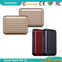 2015 factory price leader in world 15000mah external portable power bank