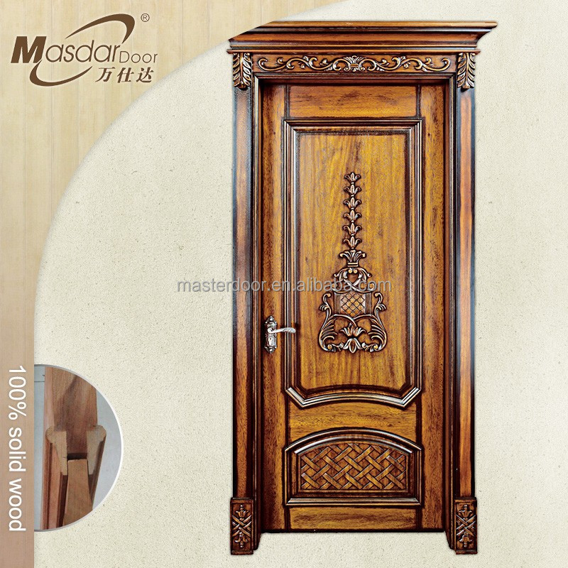 Wholesale carving main wood door design buy carving main Main door wooden design