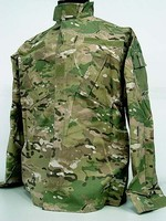 durable hunting uniform rip-stop CP camouflage ACU military uniform combat Airsoft uniform -Only jacket & pants