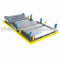 air-conditioner heat exchanger fin mould