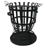 Alberta Fire Basket