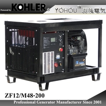 PMG DC diesel generator for Telecommunication